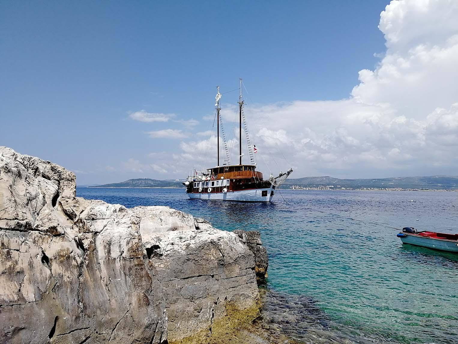 Sukellus reissu Kroatiaan